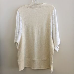 Anthropologie Tops - Anthropologie CORO KNIT PULLOVER  new